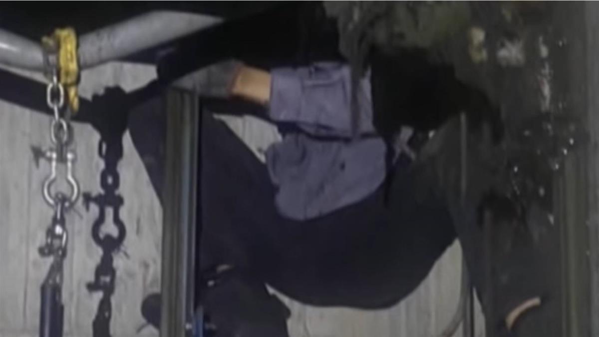 維修電梯暴衝11樓高 鋼索不明黃油疑遭破壞?