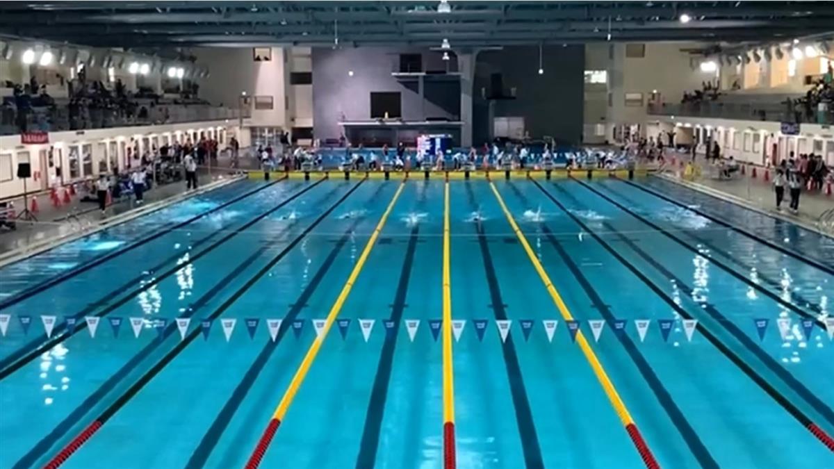 獨/中市公立泳池關閉「選手怎練?」 運動局:仍開放3處場地