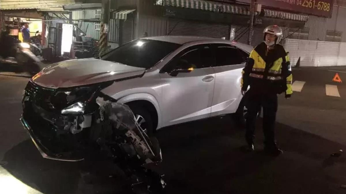 救護車送命危9旬翁就醫 下秒遭撞遇死劫救不回