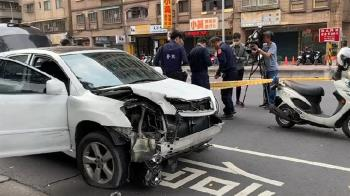 快訊/北市萬華警匪追逐 警連開8槍逮通緝犯