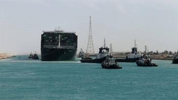「長賜號」脫困 蘇伊士運河堵塞的經濟損失和關鍵看點