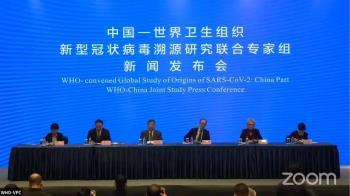 WHO宣布「海鮮市場非新冠源頭」中國讚爆:專業精神