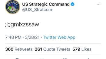美軍推特驚現「神秘亂碼」秒刪除 網瘋猜:核武密碼?