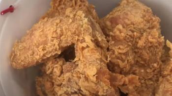 宵夜吃整桶炸雞+含糖手搖飲!男破百公斤又三高
