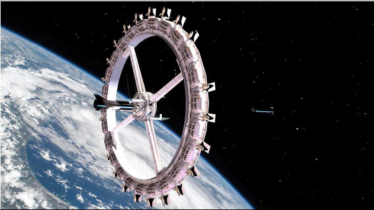 全球首間「太空飯店」2027將問世!內部豪華設施曝光