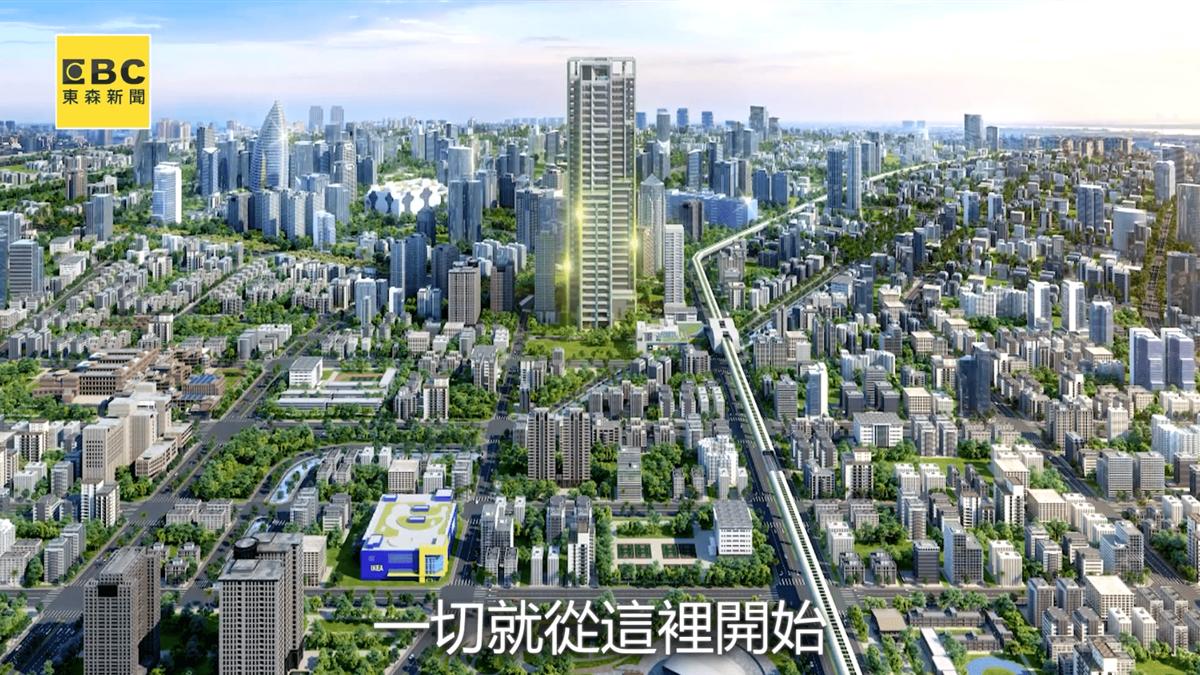 七期地段稀有名流齊聚 菁英置產最愛台中市政路