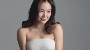 性感照遭醫美廣告盜用 波波蓁傻眼:我胸部是真的!