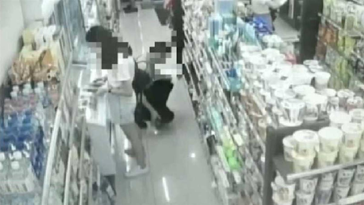 短裙妹逛超商遭偷拍洩春光 北市26歲攝狼隔天落網