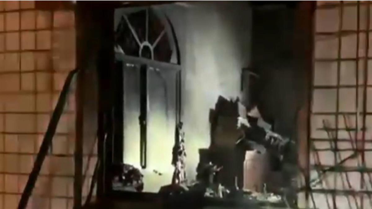 巨大爆炸聲!金門傳民宅氣爆1死1重傷