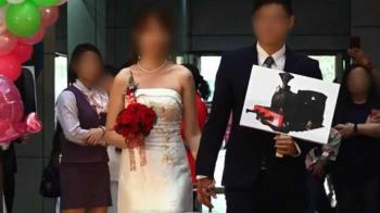 太魯閣號司機新婚一年半罹難 「愛妻一輩子」成遺憾