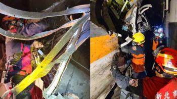 外媒關注太魯閣號出軌 路透:台灣數十年來最嚴重鐵路事故