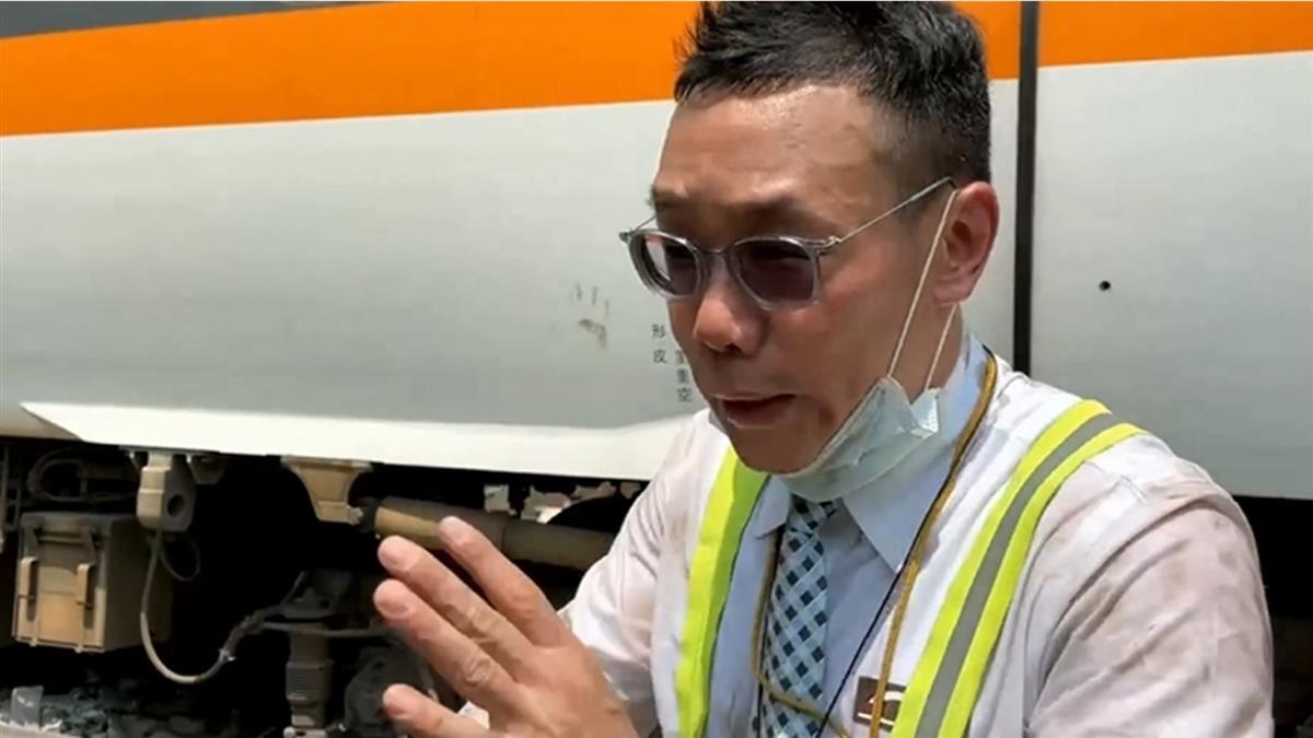 台鐵太魯閣號出軌 列車長:列車急煞 感受到劇烈撞擊