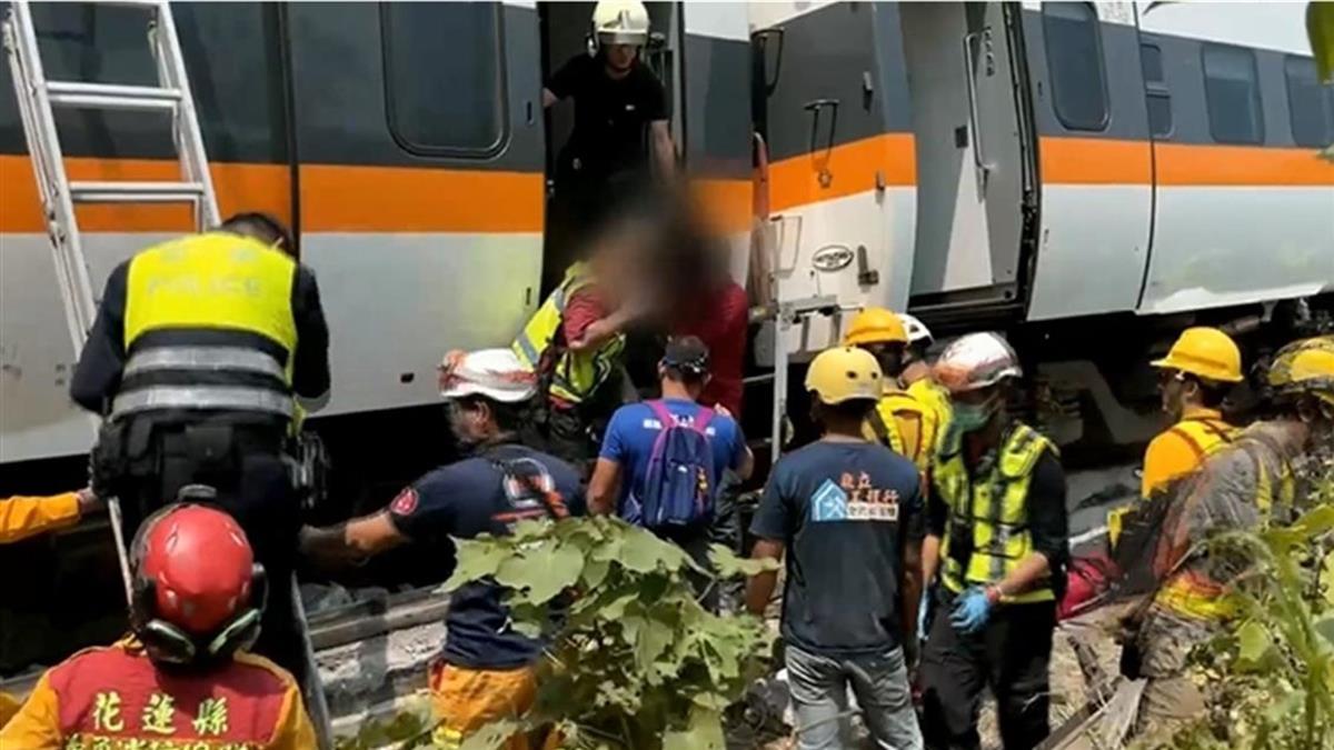 太魯閣號33歲司機員殉職 母悲痛淚喊:希望兒子沒有痛
