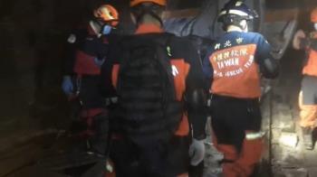 擦撞山壁車廂變型 三大關鍵增太魯閣救援難度