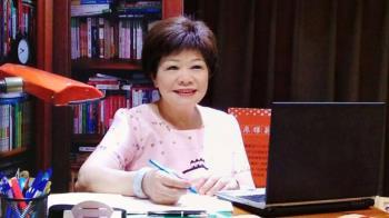 廖輝英驚傳被家暴40年 尪竟掐脖亮刀威脅