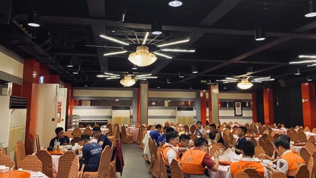 暖! 花蓮逾20家旅館伸援手 供救援人員無償住宿用餐