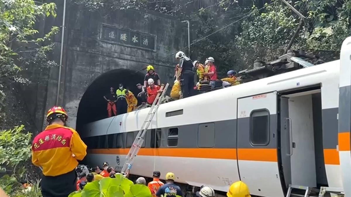 太魯閣號事故 外交部:台美討論強化防災救援合作
