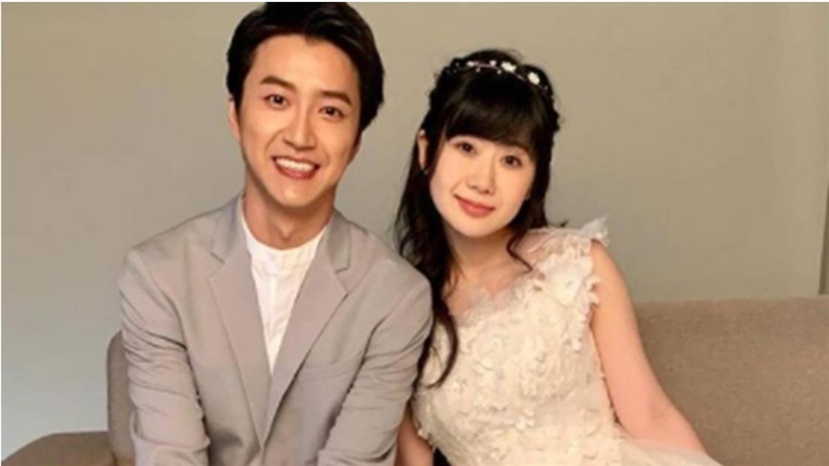 江宏傑替2歲兒慶生「沒有福原愛」 告白:給你百分之兩百的愛