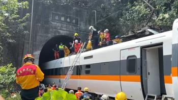 太魯閣號事故後 台鐵每列車平均延誤37分