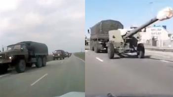 俄軍隊邊境集結畫面曝 分析師:4周後恐爆發世界大戰