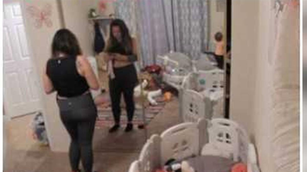 嬰兒房監視器傳詭異聲「救救我」 網毛炸:螢幕後有人