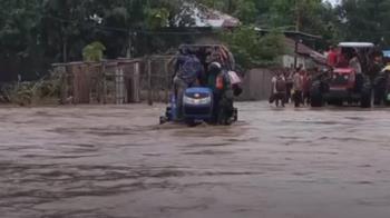 印尼東帝汶遭洪災及山崩重創 已75人罹難