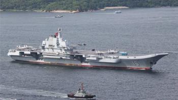 遼寧號航母開赴太平洋  共軍今後「常態組織」類似演訓