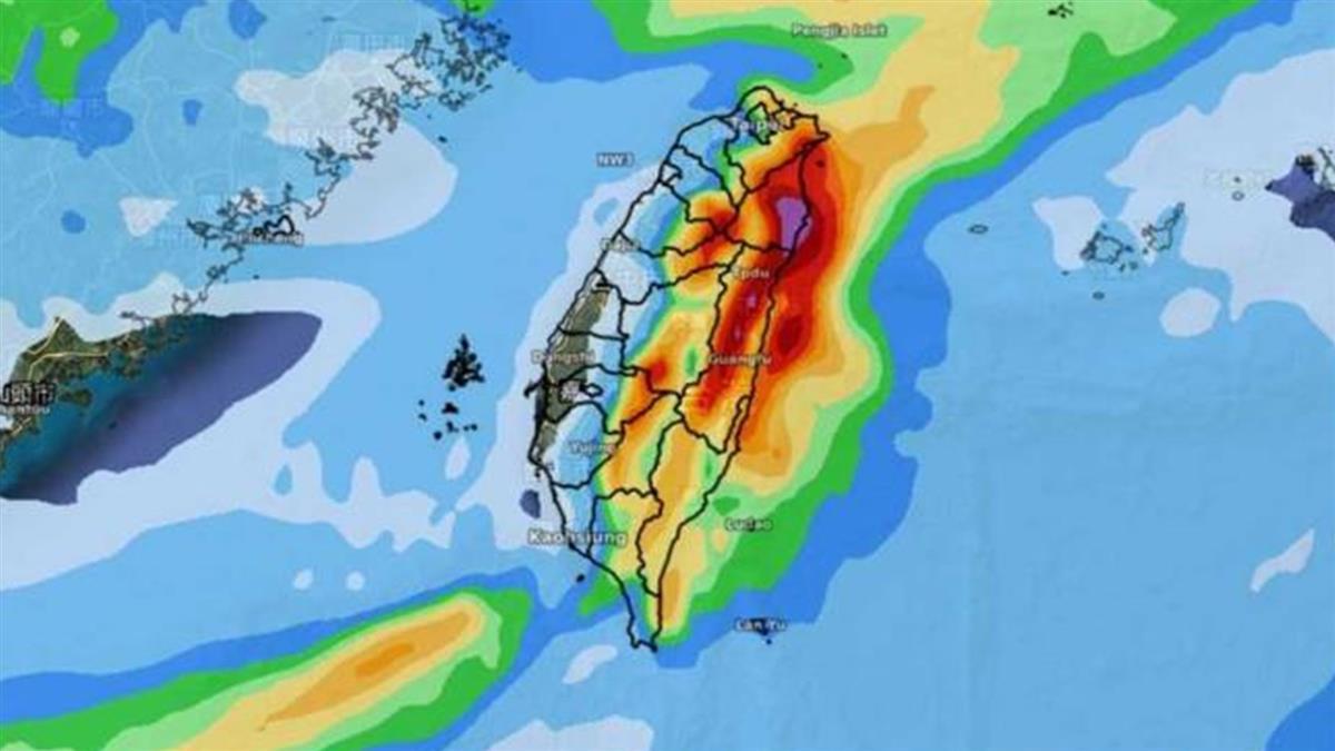 下一波轉涼「水氣更多」專家曝:緩解中南部水情有限