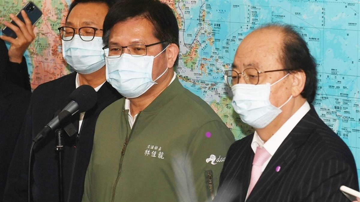 太魯閣號事故 林佳龍赴立院報告哽咽致歉
