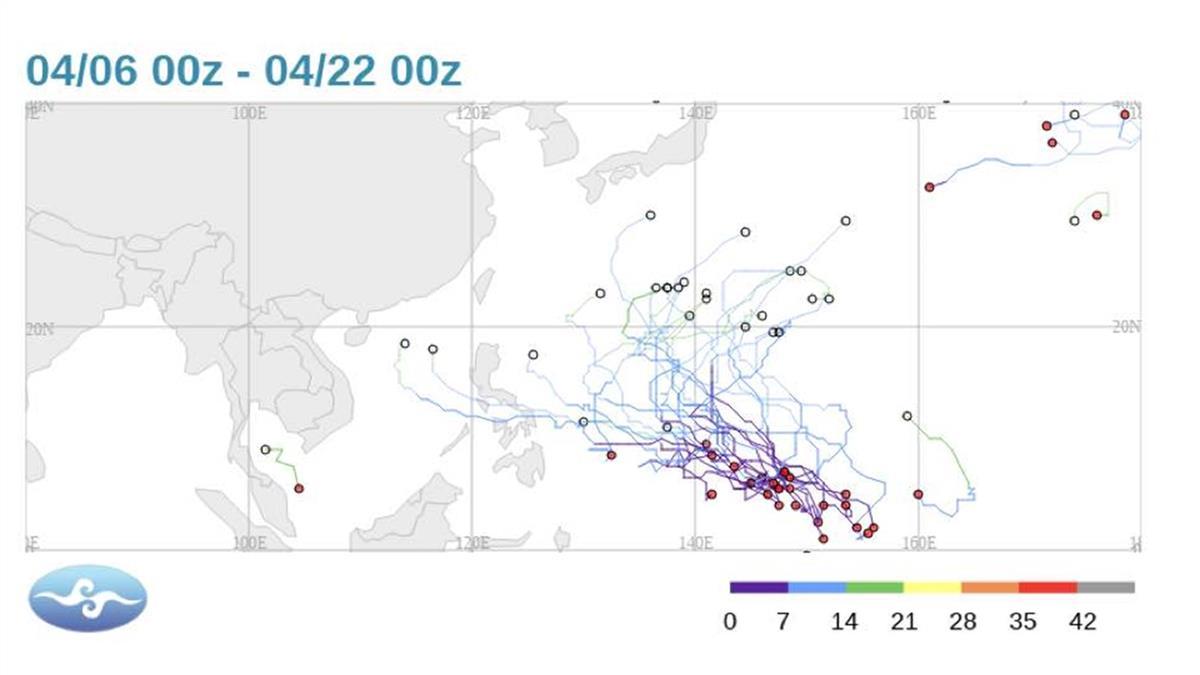 2號颱風「舒力基」恐生成?最新模擬路徑圖曝光