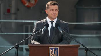 烏東衝突怎解決?烏克蘭總統曝唯一辦法
