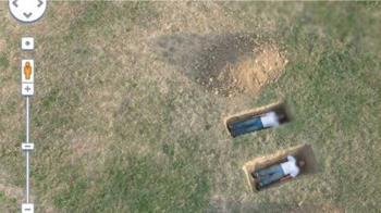 Google街景放大驚見「2具待葬屍體」 真相藏洋蔥逼哭網