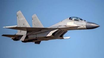 空軍發布共機動態 15架次擾台防空識別區