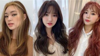 2021髮色推薦!黑茶棕、冷霧粉、酒紅棕、玫瑰金 這些關鍵字都是韓妞們的最愛