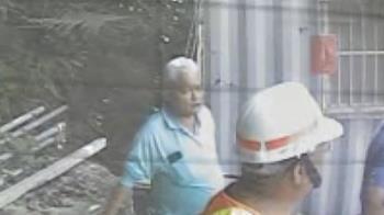 被李義祥急摳到場!東新營造監工黑猴遭檢帶返現場
