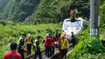 台鐵出軌事故 證實李義祥擔任工地主任