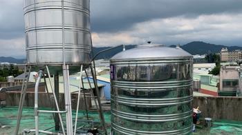 鄰居停水1天「水塔儲水全用光」 他急問:該借浴室嗎?