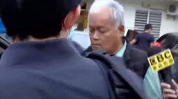 獨/才獲花蓮地檢署請回 調查局拂曉搜索帶回黑猴訊問