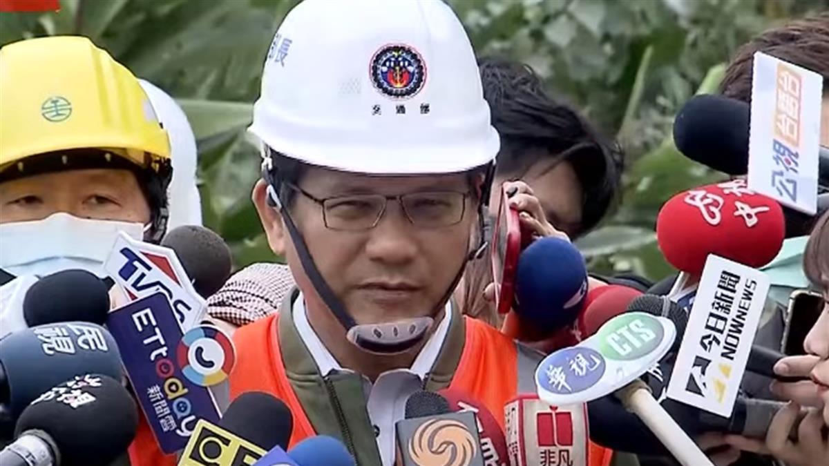 快訊/行政院證實收林佳龍書面辭呈 蘇貞昌回應了