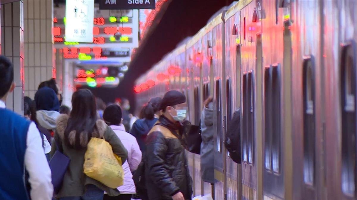 她搭火車吐苦衷想和尪坐 暖男秒答應走7車廂換位