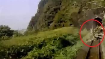 司機收落軌警報來不及煞 撞擊前10秒內幕曝光