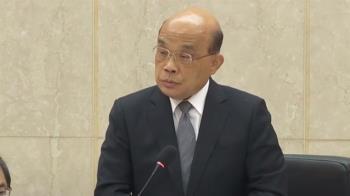 蘇揆承諾:政府該負責的 「不從衛福部專戶支付」