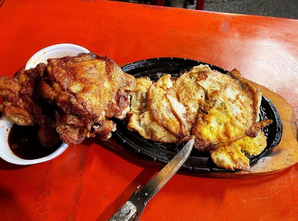 高雄夜市牛排超佛心 不要麵「換5顆蛋加到爆」