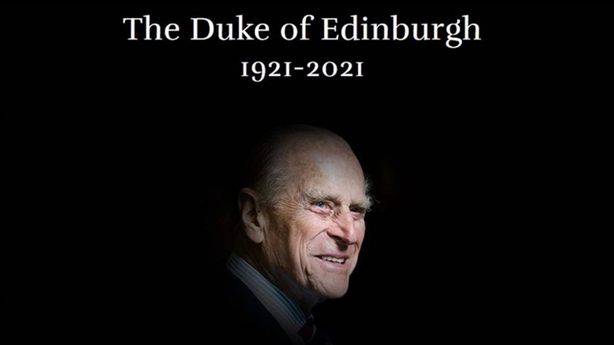 白金漢宮證實菲立普親王辭世 外交部悼:國際失去一位領袖典範