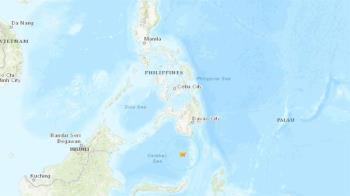 菲律賓南方海域發生地震 規模6.1
