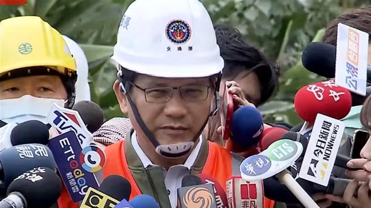 快訊/台鐵「緊急通報電話」遭亂打 林佳龍親上火線回應