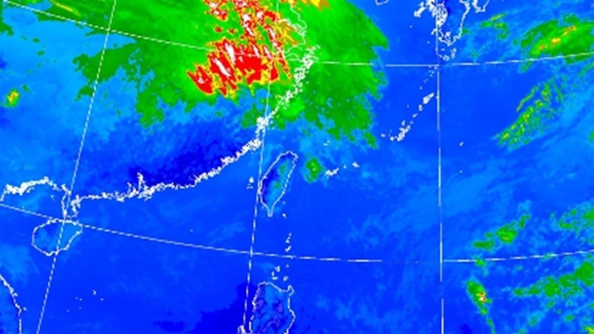 巨型颱風恐生成 下波狂降12度轉雨時間曝