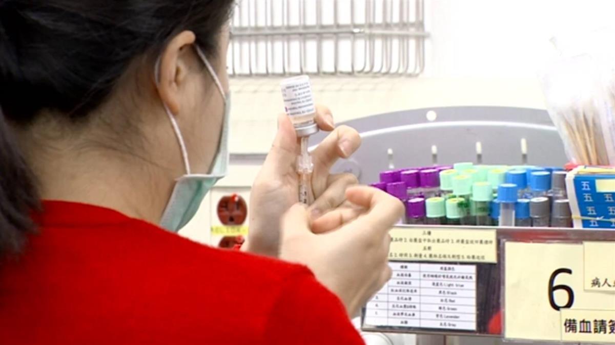 自費AZ疫苗僅1萬劑不夠?李秉穎:擔心壓縮公費名額