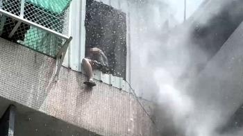 台中頂樓加蓋惡火 20多歲房仲受困慘成焦屍