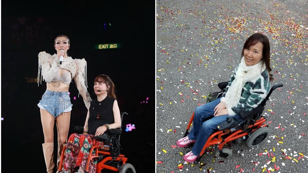 26歲車禍癱瘓輪椅代步 女星驚傳病逝